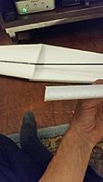 Name: sanded wing root.jpg Views: 30 Size: 235.6 KB Description: