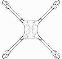 Name: Frame x234.jpg Views: 8 Size: 111.6 KB Description: Wireframe view of frame design.