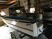 Model Version Of 1960 Glasspar Seafair Sunliner Boat Rc Groups