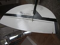 Name: IMG_0449 (1024x768).jpg Views: 291 Size: 51.1 KB Description: Tail showing slight chip in rudder