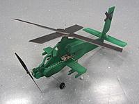 AH-64 Apache Autogyro (Plans Added) - RC Groups