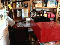 Name: IMG_5081.jpg Views: 47 Size: 221.6 KB Description: Somewhere beneath the rubble is my work bench and tool cart.