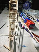 Name: IMG_2943.jpg Views: 19 Size: 978.3 KB Description: Start of control linkage installations.