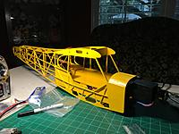 Name: IMG_2967.jpg Views: 31 Size: 1.91 MB Description: Painted and ready for early control gear setup.