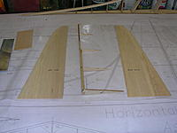 Name: DSCN4363.jpg Views: 234 Size: 157.7 KB Description: Rudder internal structure and sheeting ready to go.