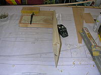 Name: DSCN4365.jpg Views: 262 Size: 202.1 KB Description: Rudder fully sheeted and LE bevel planed and sanded to shape.