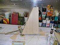 Name: DSCN4366.jpg Views: 251 Size: 303.0 KB Description: First section of fin sheeted.