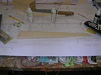Name: DSCN4380.jpg Views: 202 Size: 212.2 KB Description: Top sheeting glued in place and LE beveled.