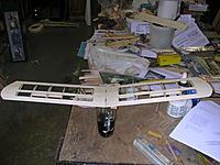 Name: DSCN4884.JPG Views: 167 Size: 660.5 KB Description: Wing assembled and sanded.