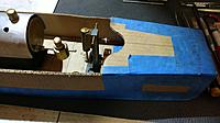 Name: IMG_20171122_220849547.jpg Views: 32 Size: 401.9 KB Description: After testing the boiler and burner combo with the SEL marine engine i decided it used too much steam  for the boiler size.  Then tested a Midwest Launch engine and it provided lots of speed and about 15 minutes of run time at high RPMs.  Winning Combo!