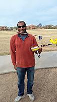 Name: 20170214_092445.jpg Views: 5 Size: 555.3 KB Description: Jay Brings Michael a gyrocopter!