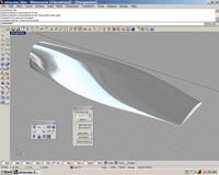 Name: reflective surface check.jpg Views: 362 Size: 72.9 KB Description: Under the Analyze menu, you can chromium plate the prop and view the surface as you rotate the blade against the light.