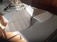 Name: Rear Tail covering progress 5-14-18 TC (9).JPG Views: 10 Size: 966.0 KB Description: