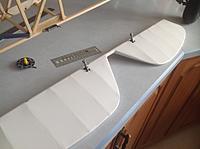 Name: Quarter Scale DH60GM Tail End Progress 5-21-18 TC (11).JPG Views: 3 Size: 1.03 MB Description: