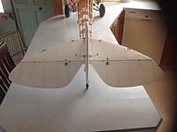 Name: Quarter Scale DH60GM Tail End Progress 5-21-18 TC (17).JPG Views: 6 Size: 929.6 KB Description: