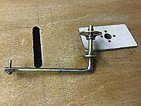 Name: Quarter Scale DH60 Aileron Cable Idler Bar (1).JPG