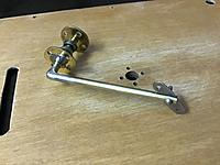 Name: Quarter Scale DH60 Aileron Cable Idler Bar (5).JPG