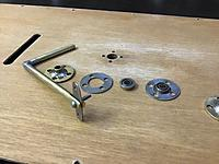Name: Quarter Scale DH60 Aileron Cable Idler Bar (7).JPG
