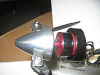 Name: IMG_1790.jpg Views: 96 Size: 66.2 KB Description: E Uhu motor swap, now using  light weight ADH300S 2400kv, a mere 21G