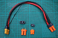 Name: Supplied connectors and cable.jpg Views: 80 Size: 1.34 MB Description:
