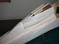 """Name: DSC00007.jpg Views: 127 Size: 64.3 KB Description: Planking the turtle deck """"hump"""""""