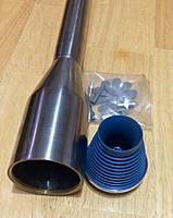 Name: FullSizeRender2.jpg Views: 5 Size: 511.9 KB Description: Combustion chamber, blue thingy, and innards