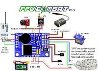 Name: FPV Combat V1.3 wiring diagram.jpg Views: 241 Size: 847.4 KB Description: