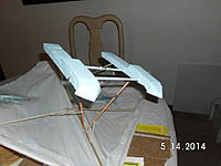 Name: SANY1253.jpg Views: 137 Size: 615.4 KB Description: Bottoms are smoothed out by the balsa planking.