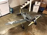 TF FW190 w/Saito FA-450r3d on ignition - RC Groups