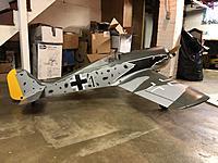 TF FW190 w/Saito FA-450r3d on ignition - RC Groups