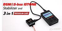 Name: 1.jpg Views: 66 Size: 214.8 KB Description: DetrumTech Dsm&S-bus Istone Stabilizer,3-in-1 Program Card Combo