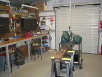 Name: my shop 002.jpg Views: 149 Size: 100.6 KB Description: Standing at the shop's walk in door.