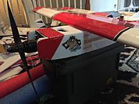 Name: 70F48509-6841-4E6A-9ED4-B634EF43758D.jpg Views: 16 Size: 2.45 MB Description: What better nickname for a crazy aerobatic plane than the Tazmanian Devil?