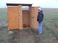 Name: Chuck admires the facilities.jpg Views: 233 Size: 75.6 KB Description: