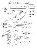Name: o 170218 sail panel seams and carbon tube fold001.jpg Views: 20 Size: 186.4 KB Description: