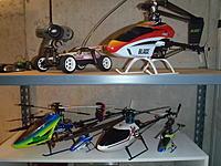 Name: PB211564.jpg Views: 92 Size: 199.6 KB Description: Tamiya Tamtech Frog, Blade 450x, Ricco, Hornet X3D, Blade Micro's