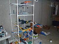 Name: PB211568.jpg Views: 104 Size: 190.5 KB Description: PVC pipe plane rack