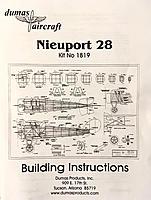 Name: 1 Nieuport 28 Build Log.jpg Views: 185 Size: 485.0 KB Description: