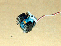Name: SERVO_CONT2.jpg Views: 81 Size: 92.9 KB Description: Lever on micro switch can be bent to ajust throw.