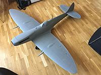 3DLabPrint Spitfire Mk IX (wingspan 1 7m/67in) - Page 18