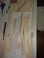 Name: IMG_20170926_230528.jpg Views: 61 Size: 281.6 KB Description: Fuselage sides and doublers are already cut out of 1.5mm thick balsa.
