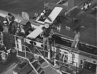 Name: 013462.jpg Views: 109 Size: 86.3 KB Description: Target drone preparing for launch from BB-34 USS New York.