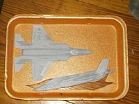 Name: 100_4019.jpg Views: 157 Size: 600.3 KB Description: F-35 on the the foam carton
