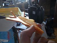 Name: 100_4026.jpg Views: 168 Size: 509.2 KB Description: The finished BJ-01 jet