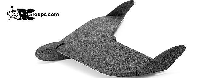 Realacc Black Spirit 500mm Wingspan EPP FPV - Review