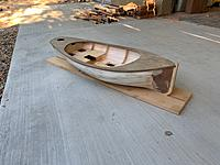"""Name: IMG_0742.JPG Views: 5 Size: 782.3 KB Description: Mike decided to add a 1/16"""" veneer deck."""