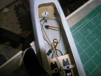 Name: P8193499.jpg Views: 102 Size: 79.7 KB Description: Nose gear wire prefit.