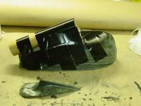 Name: DSC03657.jpg Views: 277 Size: 69.3 KB Description: Fancy setup for the new bottom. Gotta love duct tape.