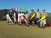 Name: 114_0166.jpg Views: 105 Size: 303.9 KB Description: Group shot. All the planes went home in one piece this time.