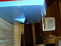 Name: more salty 5-5 006.jpg Views: 110 Size: 153.5 KB Description: I may have to redo the rudder. Any thoughts?